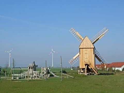 Bockwindmühle Lindennaundorf