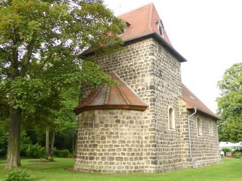 Kirchen in der Region