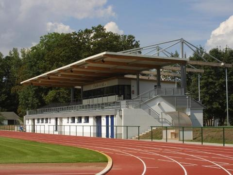 Sportstadt am See