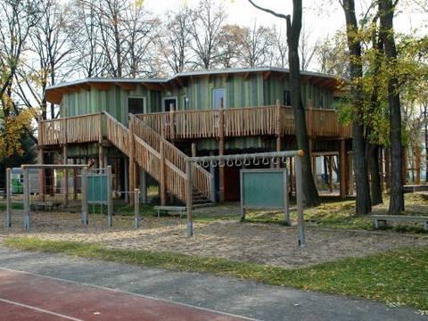 Passivhaus Hort Baumhaus