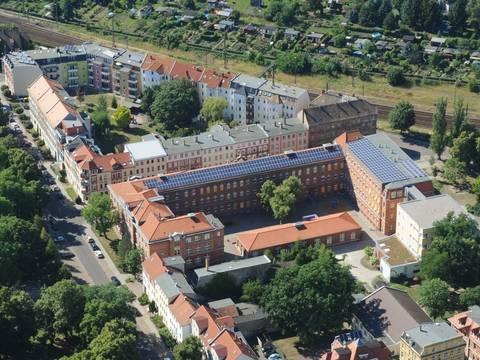 Photovoltaikanlagen auf kommunalen Gebäudedächern